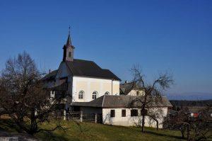 Repnje Samostan Solskih Sester Cerkev Srca Jezusovega Big 300x199