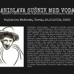 Razstava Branislava Sušnik med vodami