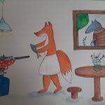 Lisica In Volk Stisnjeno 150x150