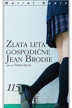 Zlata Leta Gospodicne Jean Brodie 230x345