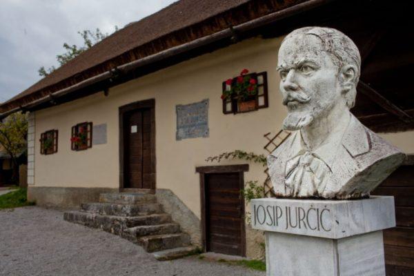 Vlada leto 2021 razglasila za leto Josipa Jurčiča (1844–1881)
