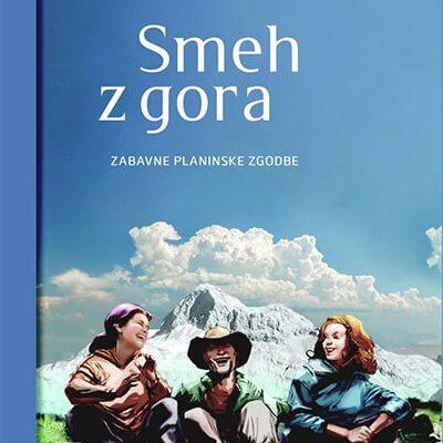 Predstavitev knjige: Smeh z gora (Dušan Škodič)